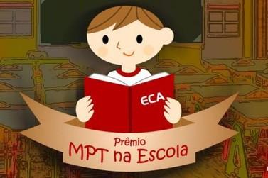 Atibaia disputa etapa nacional do Prêmio MPT na Escola 2019