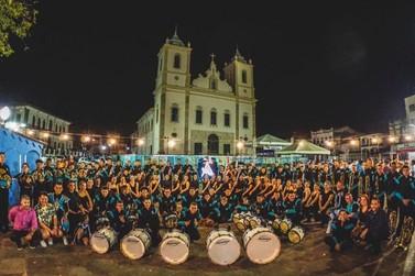 Fanfarra Municipal de Atibaia realiza apresentação especial na Bahia