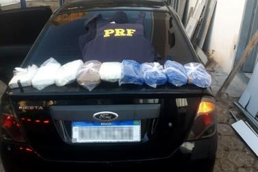 Homem é preso com dez quilos de cocaína em tanque de gasolina na Fernão Dias