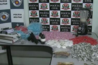 Traficantes que lançavam droga pela janela são presos em Bragança Paulista