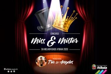 Acontece em Atibaia o Concurso Miss e Mister Terceira Idade