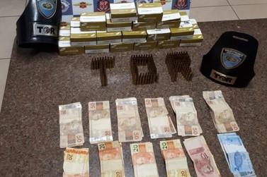 Justiça condena casal que foi preso em Atibaia por desvio de 1,8 mil cartuchos