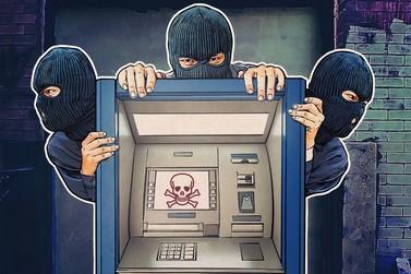 Polícia prende cinco jovens por tentarem furtar caixas eletrônicos em Nazaré