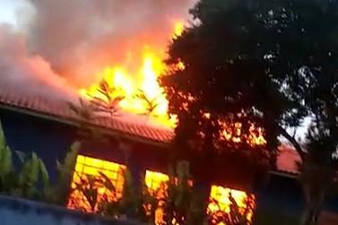 Incêndio em escola pública de Atibaia foi criminoso, diz polícia