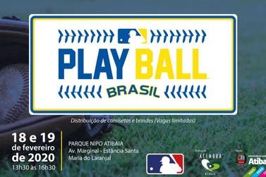 Play Ball 2020 acontecerá em fevereiro em Atibaia