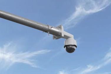 Atibaia instala mais 50 câmeras de monitoramento