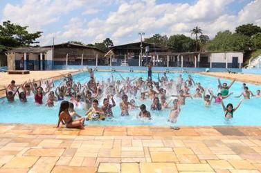 Festival de Férias garantiu diversão para mais de 160 crianças