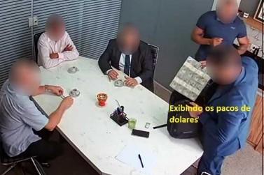 Homem é preso suspeito de aplicar golpe milionário em minerador de ouro