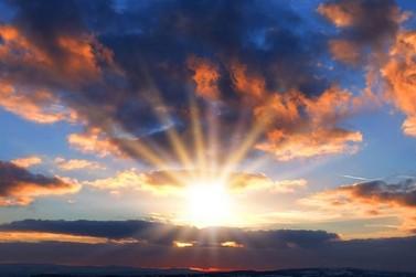 Previsão do tempo indica sol neste final de semana em Atibaia
