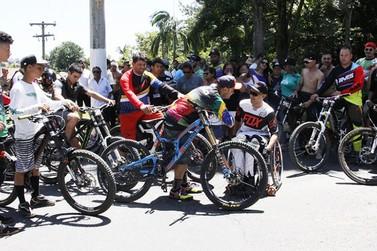 Primeira etapa da Liga de Downhill 2020 promoveu inclusão em Atibaia