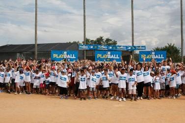 Play Ball 2020 promoveu integração entre escolas de Atibaia
