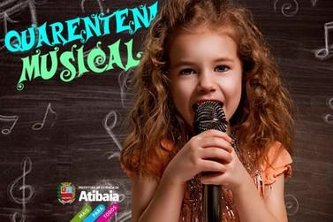 Prefeitura disponibiliza Quarentena Musical para alunos da Rede Municipal