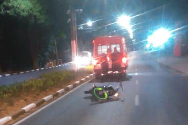 Jovem morre ao sofrer acidente de moto em Bragança Paulista