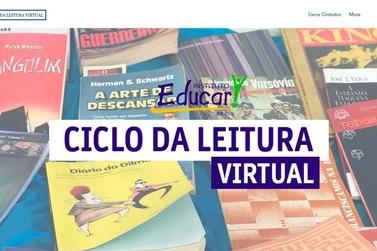 Instituto Educar Brasil lança Ciclo da Leitura Virtual em Atibaia