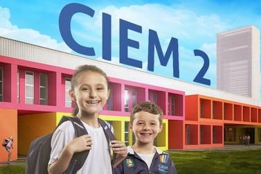Construção do CIEM II já soma 80% do total do projeto