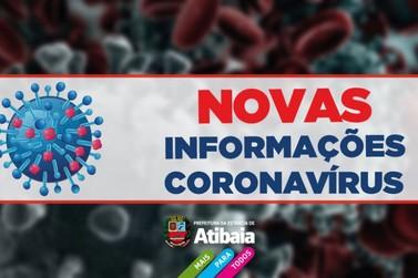 Prefeitura divulga novas determinação em enfrentamento ao Coronavírus em Atibaia