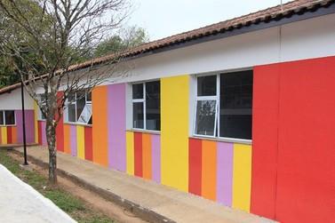 Reforma em escolas municipais é parte do investimento em Educação