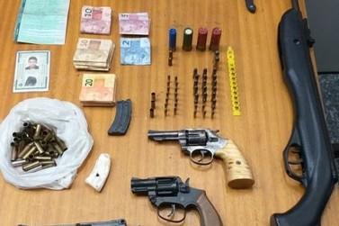 Suspeitos de atirarem contra casa de policial militar são detidos em Atibaia