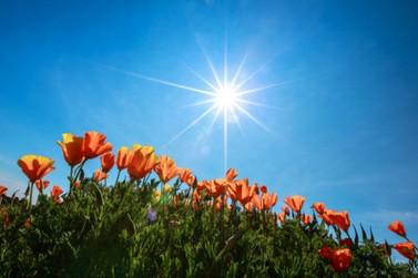Clima: Fim de semana será de sol e calor em Atibaia