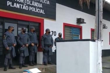 Região: operação do Baep cumpre mandados contra facções criminosas