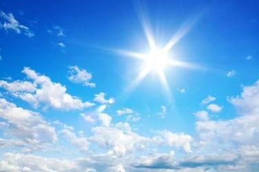Calor será intenso nos próximos dias e sem previsão de chuva, em Atibaia