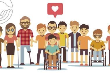 """Campanha """"Eu respeito!"""" pede mais empatia em relação às pessoas com deficiência"""