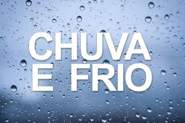Chuva e frio em São Paulo e no Rio de Janeiro nos próximos dias