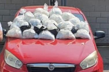 Dois são presos com cocaína na Dom Pedro 1º em Atibaia