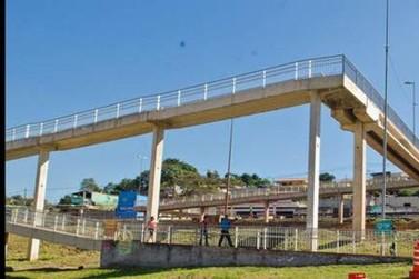 Pedestres e ciclistas são alvos de ação educativa em Atibaia