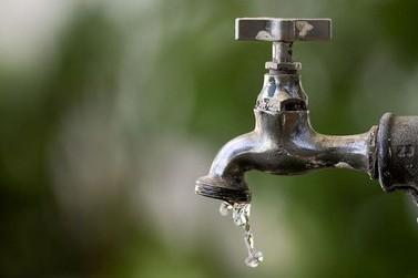 Atibaia terá racionamento de água a partir desta quarta-feira (7)