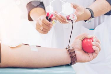 Doação: Última coleta de sangue do ano em Atibaia