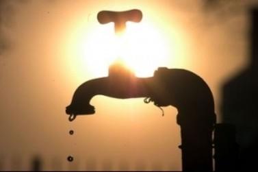 Excesso de consumo afetou o abastecimento de água em bairros da cidade
