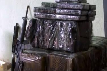 Polícia Civil investiga para onde seria levada droga apreendida em chácara