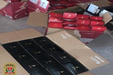 Polícia fecha fábrica clandestina de bebidas em Atibaia