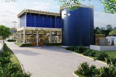 SAAE realiza obras de conclusão da ETE em Caetetuba