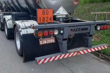 Força Tática recupera caminhão roubado e salva caminhoneiro em Atibaia