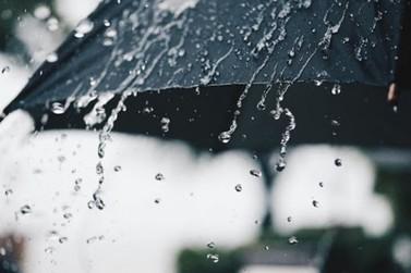 Calor e chuva forte em SP nesta quarta