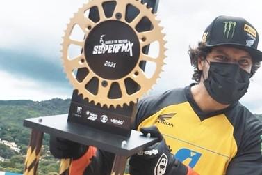 Cidade: Fred Kyrillos é campeão do Duelo de Motos