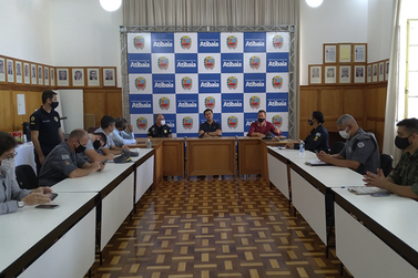 GGI Atibaia realiza primeira reunião de 2021 e com o atual prefeito