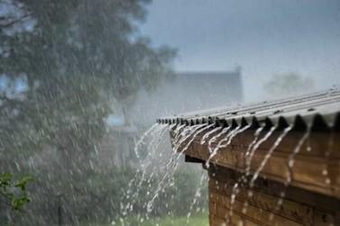 Terça-feira com chuva forte em muitas regiões do Brasil