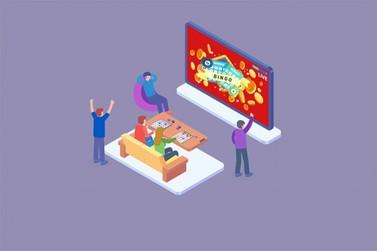 Jogar bingo online com amigos em Megapari!