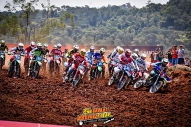 Atibaia sediará a grande final do Brasileiro de Motocross 2021