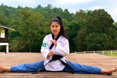 Atleta de Atibaia vence 1ª etapa do Circuito Brasileiro de Taekwondo