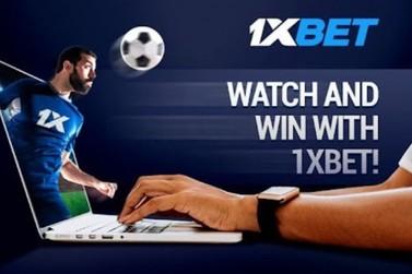 1xBet aposta esportiva para qualquer evento: bônus disponíveis