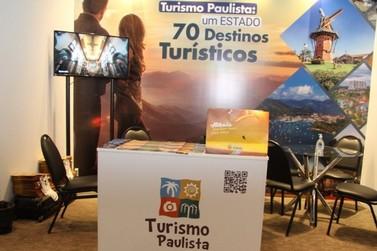Turismo de Atibaia participa de evento em Porto Alegre
