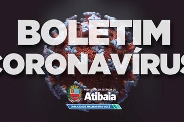 Atibaia não tem registro de óbito por Covid-19 pelo 4º dia seguido
