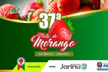 37ª Festa do Morango de Atibaia e Jarinu começa em 23 de outubro