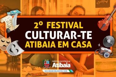 """Acontece em Atibaia o 2º Festival """"Culturar-te Atibaia em Casa"""""""