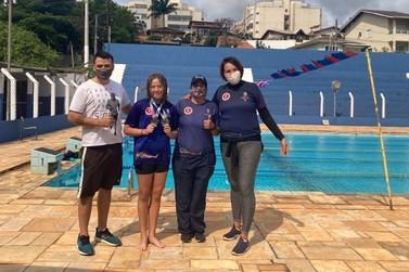 Atibaiense conquista 1º lugar em Circuito Paulista de Maratonas Aquáticas