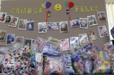 Fundo Social de Solidariedade distribui mais de mil brinquedos